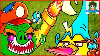 Игра Angry Birds Epic от Фаника злые птички эпик 3
