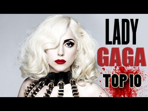 LADY GAGA TOP 10 MEJORES CANCIONES | ÉXITOS | POKER FACE ALEJANDRO BAD ROMANCE | IT'S MUSIC SERCH