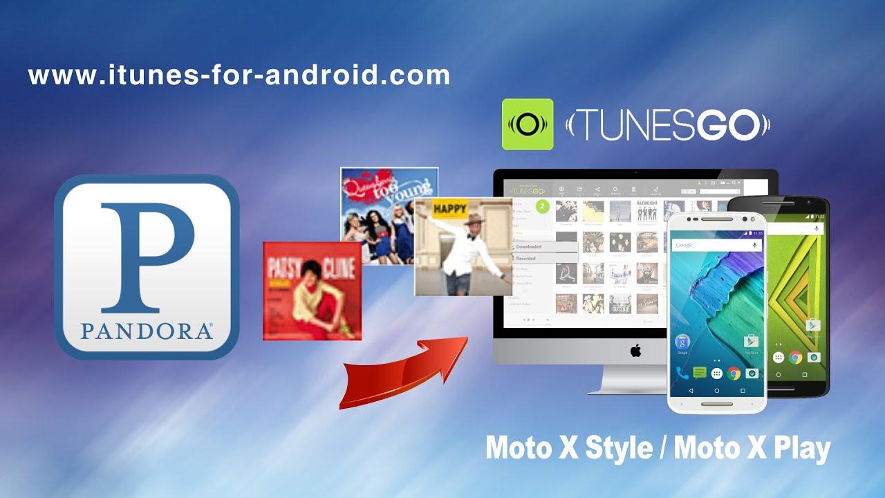 free pandora app