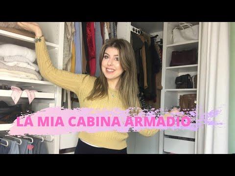 La Mia Cabina Armadio.Closet Tour La Mia Cabina Armadio Ikea Youtube
