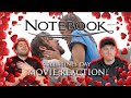 Gambar cover The Notebook 2004 Valentines day Movie Reaction! FIRST TIME WATCHING!