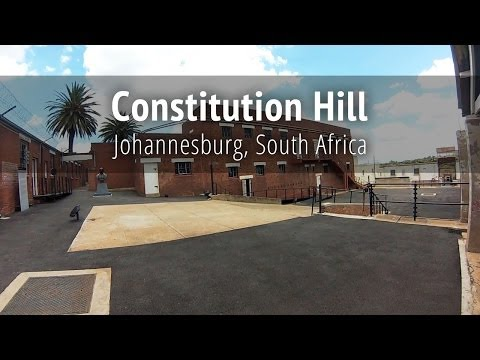 Constitution Hill - Johannesburg, South Africa