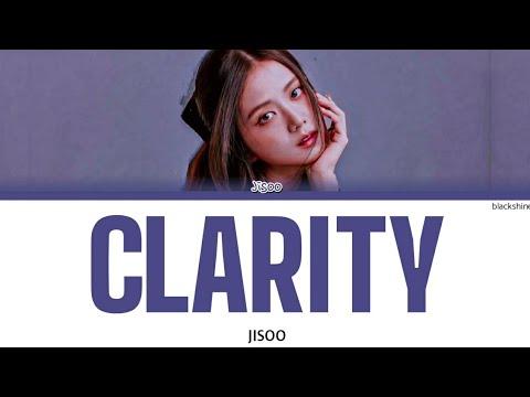 BLACKPINK JISOO - Clarity Kolay Okunuş