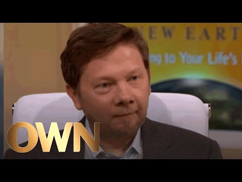 The Real Reason You're Feeling Unfulfilled | A New Earth | Oprah Winfrey Network