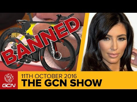 Banned Or Not Banned? Ironman Vs Road | The GCN Show Ep. 196