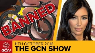 PLUS: Kim Kardashian-West robbed by thieves on hire bikes?! Subscri...
