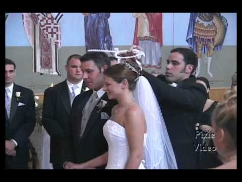 Greek wedding crowns youtube greek wedding crowns junglespirit Images