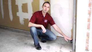 genie garage door opener safety photo eyes