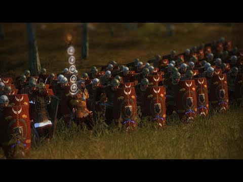 Total War: Rome II The Grand Campaign-The Battle of Ariminum