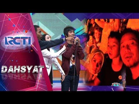 DAHSYAT - D'Masiv & Denny Berbagi Cerita Nonton Konser Coldplay [11 April 2017]