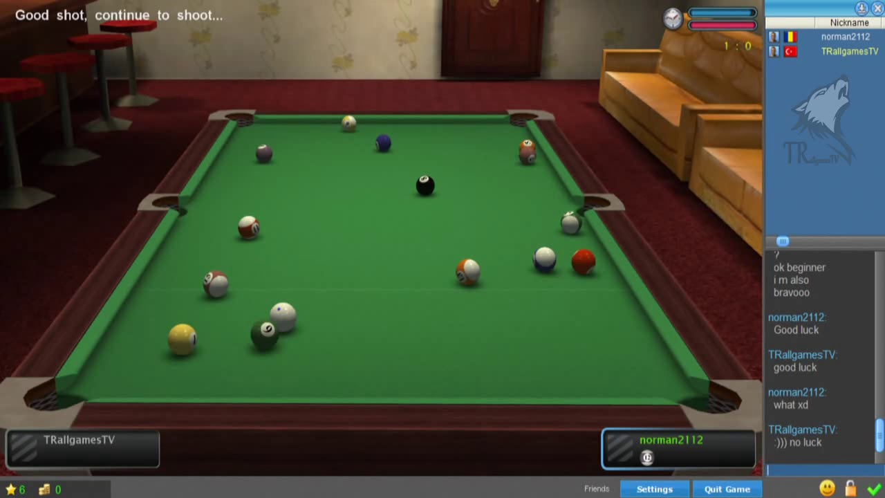 Play Pool Online