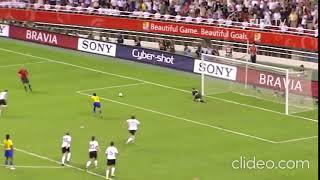 Марта не забивает пенальти в ворота Германии в финале ЧМ