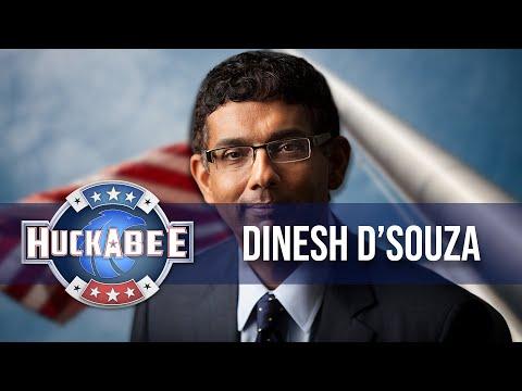 Dinesh D'Souza EXPOSES Hidden Agenda Of The Socialist Left | Huckabee