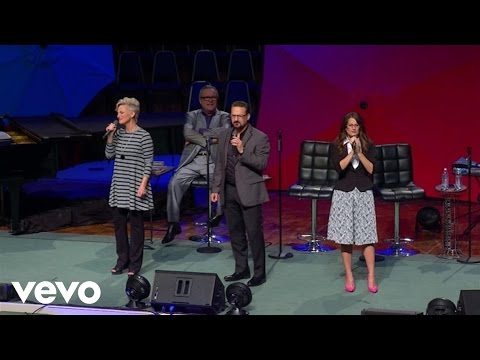 Mark Lowry - He Leadeth Me (Live) ft. The Martins