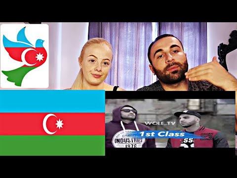 Paster × Dost × OD - 1st Class Reaction | AZERBAYCAN RAP First Reaction !