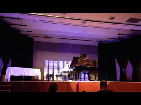 Valencia - State recital 2014