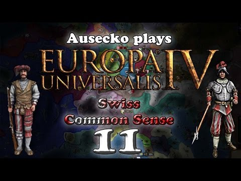EUIV Swiss Common Sense 11 (Savoy's Sorry)