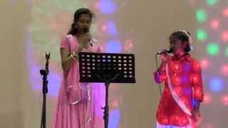 """Oru kili uruguthu"" by Mrunalini Karthik and Vaidehi"