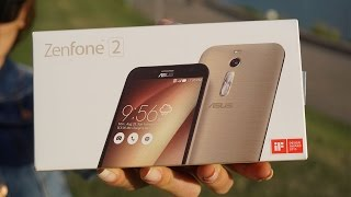 Обзор ASUS Zenfone 2  4GB/32GB (ZE551ML)
