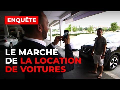 Le Marché De La Location De Voitures