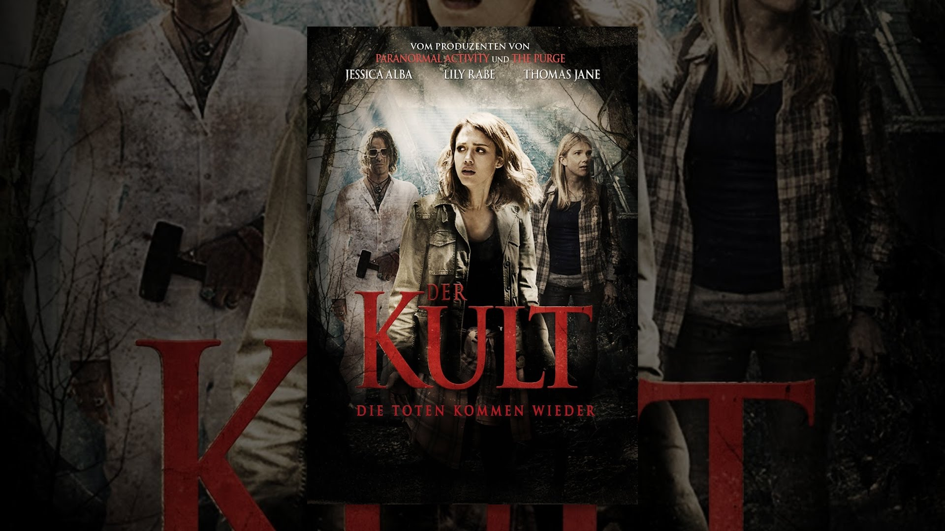 Der Kult Die Toten Kommen Wieder Trailer