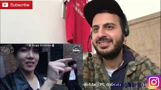 BTS Try not to laugh challenge REACTION