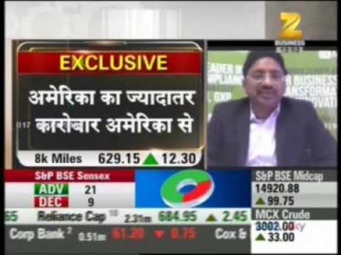 8K Miles Q4 Results 2017 - Mr. Suresh V -  Zee Business
