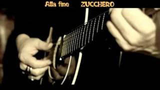 Zucchero Alla Fine [BQ] karaoke con testo sincronizzato