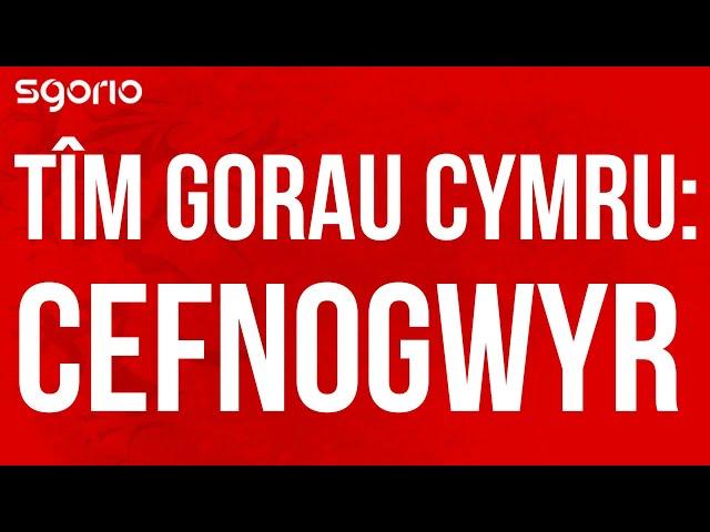 Tîm Gorau Cymru: Cefnogwyr