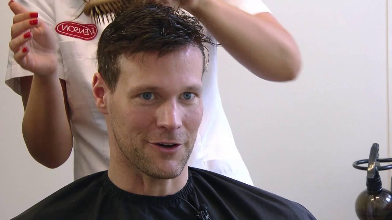 Svenson Haarergänzung Bei Haarausfall Und Glatzenbildung Youtube