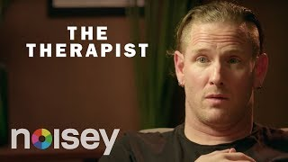 Slipknot's Corey Taylor Confronts His Childhood Trauma | The Therapist YouTube Videos