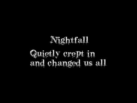 Blind Guardian - Nightfall + lyrics