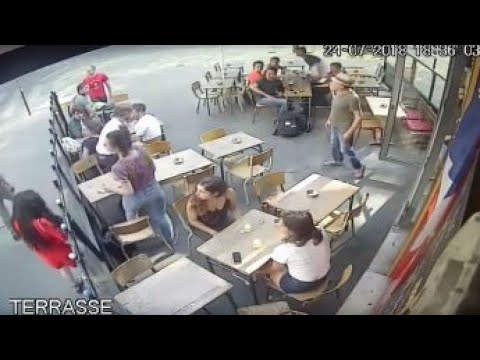 Video goes viral of woman harassed, assaulted on Paris street