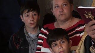 20 տարի խոնավության ու բորբոսի մեջ ապրած Հարությունյանների ընտանիքը հրաժեշտ է տվել վագոն տնակին