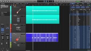 Logic Pro: Tighten Guitar & Bass Performances Without Flex Audio