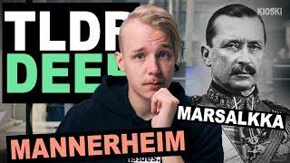 C.G.E Mannerheim - TLDRDEEP