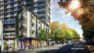 Queens Square: 9 Brand New Boutique Retail Shops – Queen Street