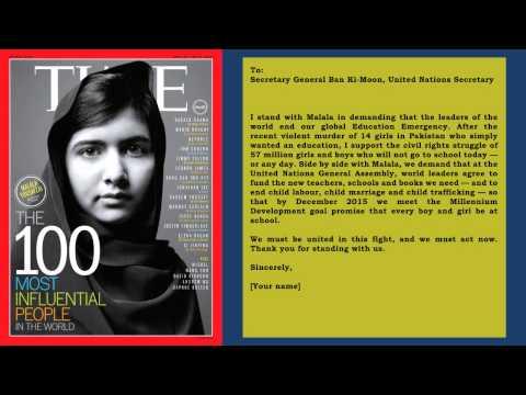 One Truly Awe-Inspiring Individual: Malala Yousafzai -Baud2Bits