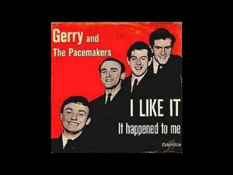 Gerry & The Peacemakers I like it