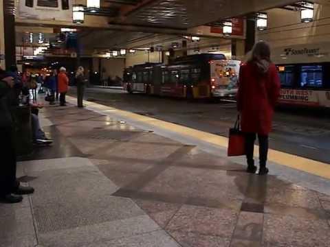 Seattle Light Link Rail