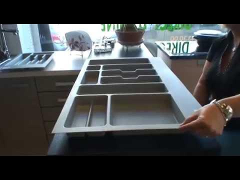range couvert redimensionnable pour tiroir de 90 cm
