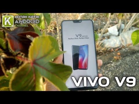 Review Vivo V9   Kamera Depan 24MP, Dual Rear Camera AI Bokeh Dan Gaming Mode