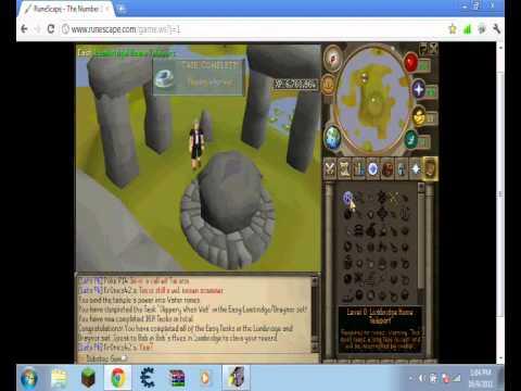 Runescape Explorer S Ring
