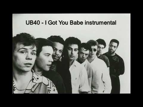 UB40 - I Got You Babe instrumental