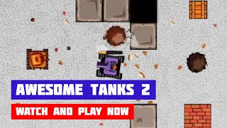 Awesome Tanks 2 · Game · Gameplay