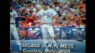 NY Mets Clinch 1986