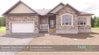 Park View Realty -  Cantley Model