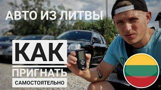 Авто из Литвы 2020. Как пригнать самостоятельно в Украину