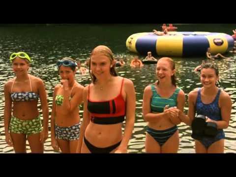 Dominique Swain bikini   'Happy Campers'