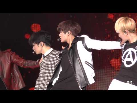 [MRMINHO] 140118 Beijing Fanmeeting Highlight Cut